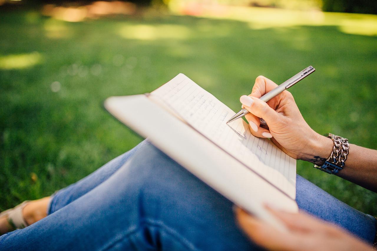 Als Texterin kannst du überall arbeiten - ein großer Vorteil.