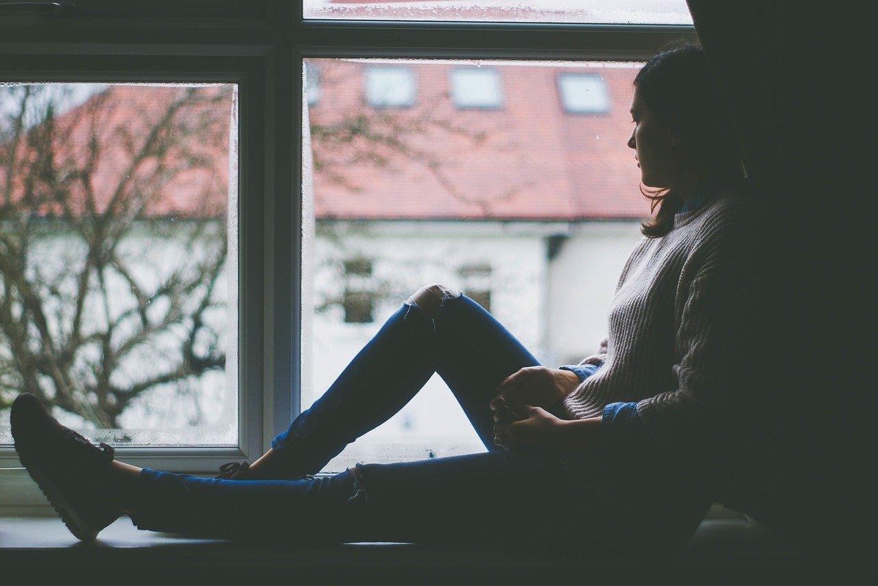 Streit, verzeih dir selbst, Erziehung, alleinerziehend, traurig